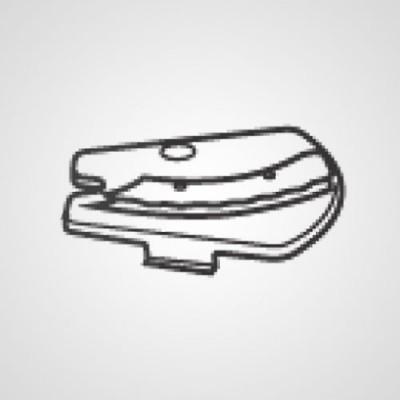Насадка для толстой нарезки AUF80-153 для комбайна Panasonic MK-F500WTQ.