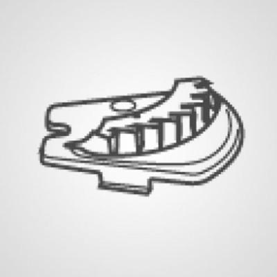 Насадка для картофеля фри AUF99-153 для комбайна Panasonic MK-F500WTQ.