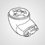 Головка насадки для пиллинга WESED94W4068 для эпилятора ES-ED94-S520