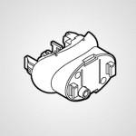 Головка для электробритвы WESWD51W0787 для эпилятора ES-WD54-N520