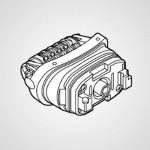 Головка для эпиляции ног/рук WESWS20W1068 для эпилятора ES-WU41-P520