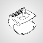 Насадка для зоны бикини WESWU41X3558 для эпилятора ES-WU41-P520