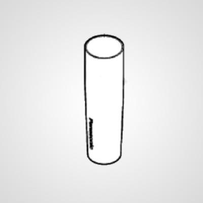 Крышка батарейного отсека WEHSE60P3129 для прибора для завивки ресниц EH-SE60VP520.