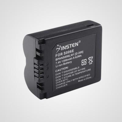Аккумулятор CGR-S006 для фотоаппарата Panasonic Lumix DMC-FZ30 .