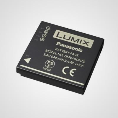 Аккумулятор DMW-BCF10 для фотоаппарата Panasonic Lumix DMC-FX580 .