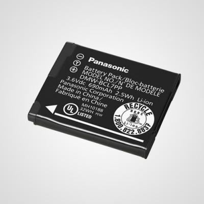 Аккумулятор DMW-BCL7 для фотоаппарата Panasonic Lumix DMC-SZ10 .