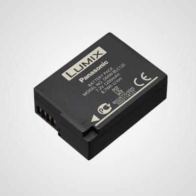 Аккумулятор DMW-BLC12 для фотоаппарата Panasonic Lumix DMC-FZ200 .