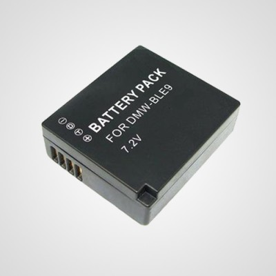 Аккумулятор DMW-BLE9 для фотоаппарата Panasonic Lumix DMC-GF6K .