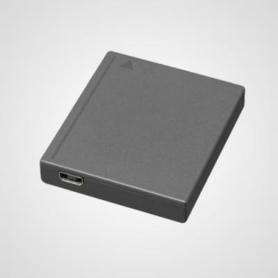 Переходник аккумуляторного отсека DMW-DCC4 для фотоаппарата Panasonic Lumix DMC-FX48 .