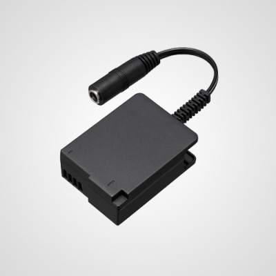Переходник аккумуляторного отсека DMW-DCC8 для фотоаппарата Panasonic Lumix DMC-G5W .