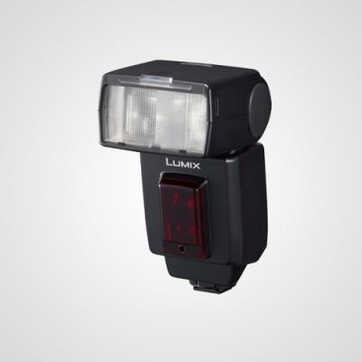 Вспышка DMW-FL500 для фотоаппарата Panasonic Lumix DMC-GF1C .