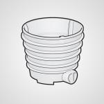 Насадка для замороженных продуктов JD38-153-A0 для соковыжималки MJ-L600STQ