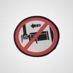 Ярлык предупреждения JY17E153 для соковыжималки MJ-L500RTQ