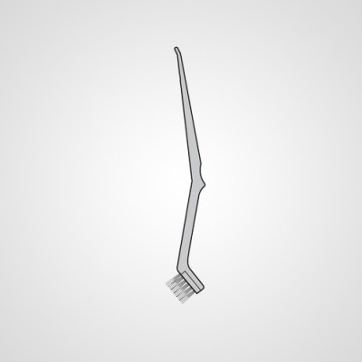 Чистящая щёточка MU00-137 для соковыжималки MJ-L500STQ .