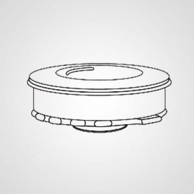Паровой клапан ARC00K993KCU для мультиварки SR-TMZ540KTQ .