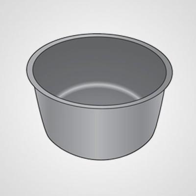 Чаша ARE50-F72 для мультиварки SR-MHS181WTQ .