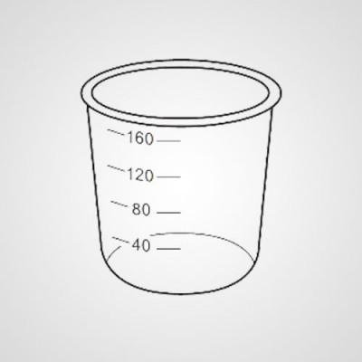 Мерная чаша ARS792-454BK для мультиварки SR-TMH18LTW .