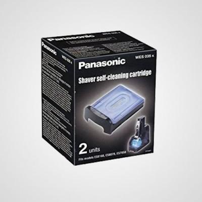 Сменный картридж с моющим средством WES035 для электробритвы ES8109S520 .