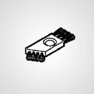 Чистящая щёточка WES861B7057 для электробритвы ES3042S520 .