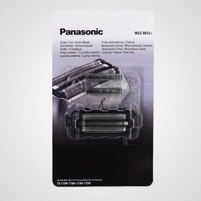 Набор сменное лезвие и сеточка для бритвы Panasonic WES9015Y1361