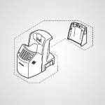 Подставка для подзарядки и самоочистки WESLF71K4219 для электробритвы ES-LF71-K820