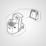 Подставка для подзарядки и самоочистки WESLV81K4218 для электробритвы ES-LV81-K820