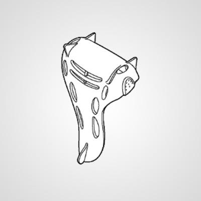 Защитный колпачок WESSL41X7158 для электробритвы ES-SL41-A520 .