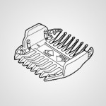 Насадка-гребень WER1410K7398 для триммера ER1420S520