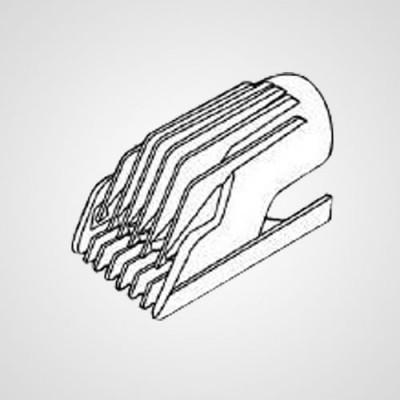 Насадка-гребень WERGC70S7458 для триммера ER-GC50-K520.