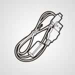 USB кабель K2KYYYY00201 для видеокамеры Panasonic HC-X920EE-K