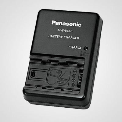 Зарядное устройство VW-BC10 для видеокамеры Panasonic HC-V380EE-K.