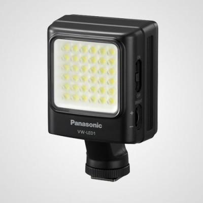 Светодиодная подсветка VW-LED1 для видеокамеры Panasonic HC-VX870EE-K.